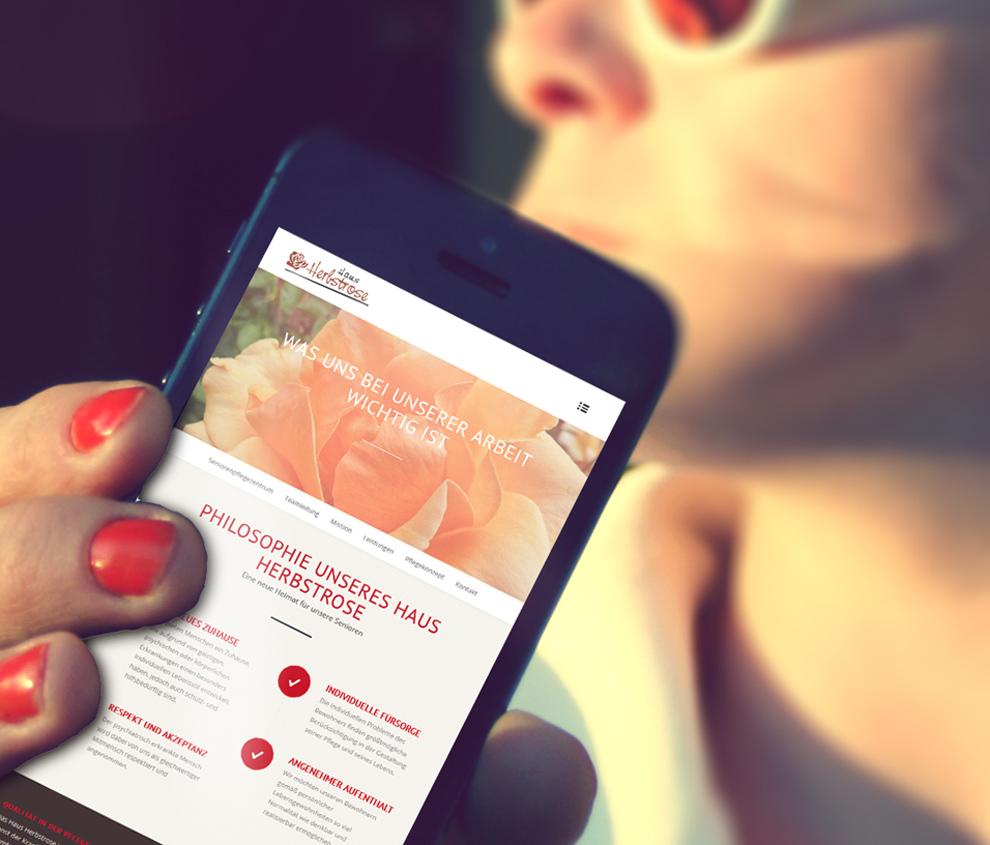Seo-Text und Fotoshooting für Seniroenheim Webseite