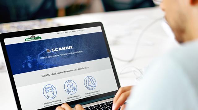 Webseite und Webdesign aus Soltau