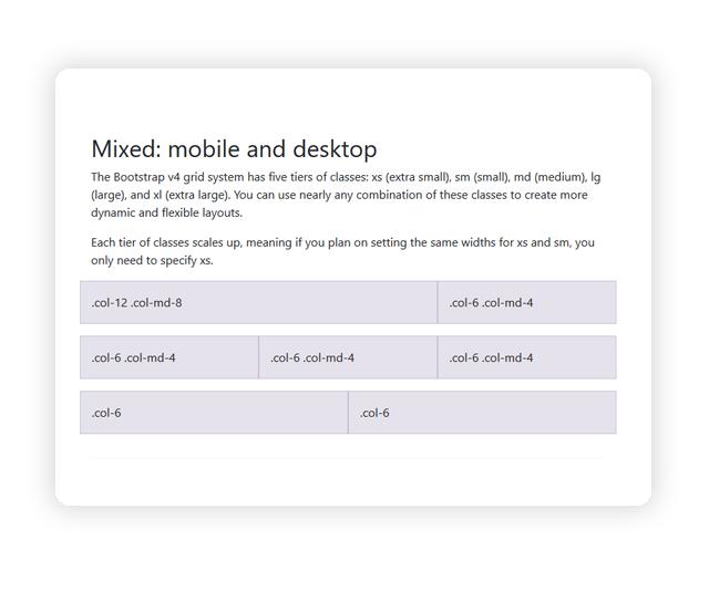 Web-Programmierung - responsive und mit CSS