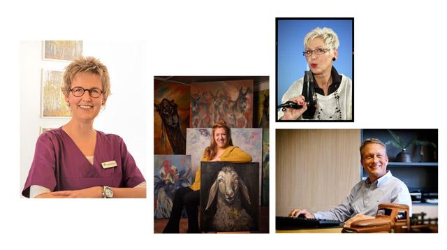 Fotografie von Mitarbeitern für Unternehmen aus dem Heidekreis und Hamburg