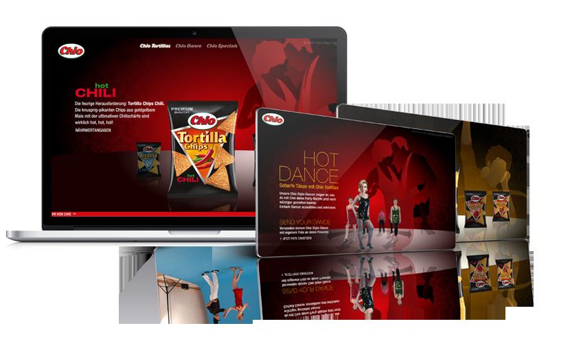 Online Marketing Kampagne: Stategie und Konzeption für Chio Chips