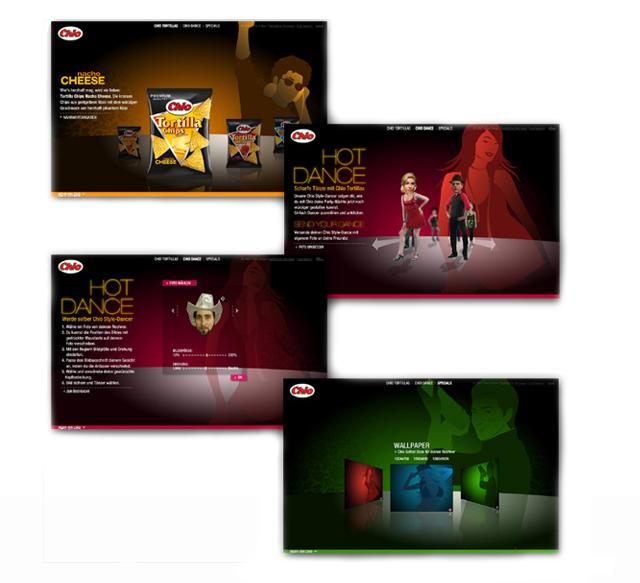 Innovatives Content Marketing von erica für Chio Chips