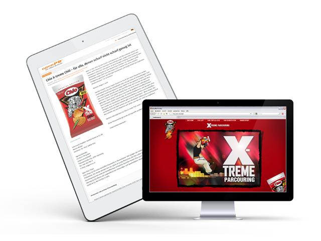 Pressearbeit und Unternehmenskommunikation für Online Marketing