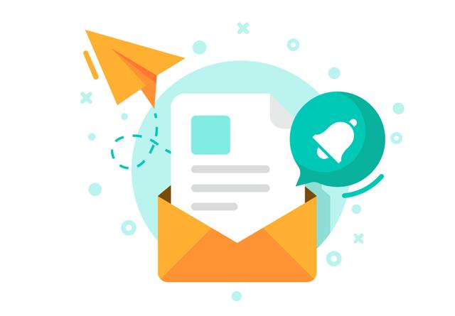 E-Mail Marketing Beispiele von erica