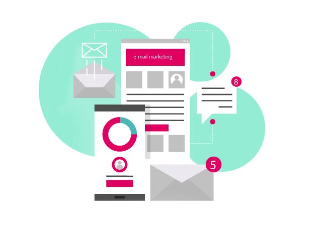 Kreative Konzepte zum Thema E-Mail Marketing