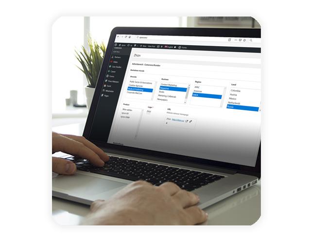 Theme Development mit Wordpress und angepaßte Admintools von erica, Heidekreis - Hamburg