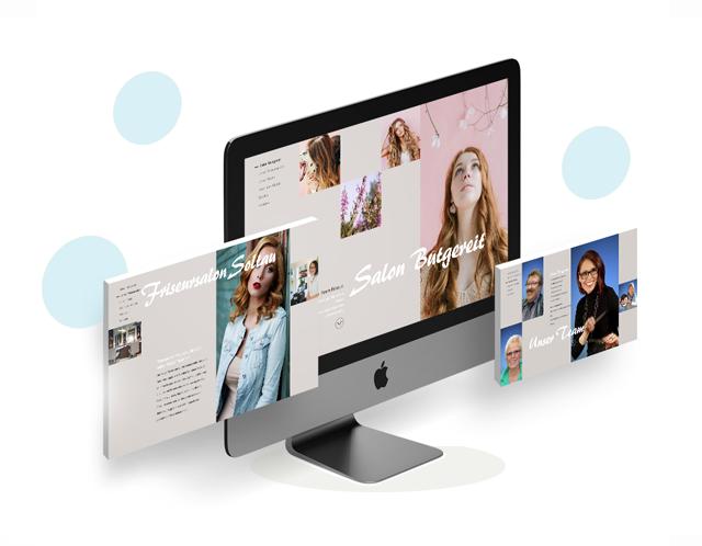 Wordpress-Webseiten mit eigenem Theme und anpassung für Mobile Themes von erica
